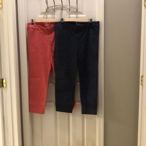 TWO PAIRS of Old Navy Pants